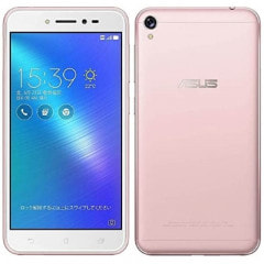 ASUS ZenFone Live ZB501KL-PK16 ローズピンク 【国内版 SIMフリー】