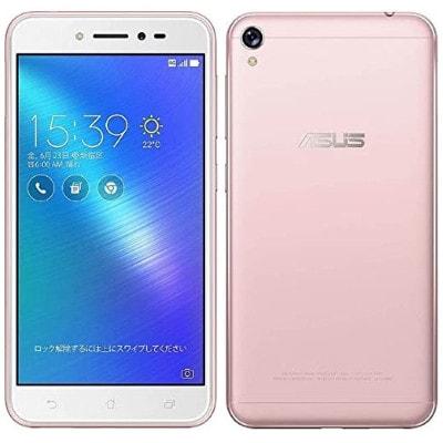 イオシス|【再生品】ASUS ZenFone Live ZB501KL-PK16 ローズピンク 【国内版 SIMフリー】