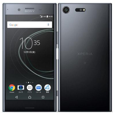 イオシス|Sony Xperia XZ Premium G8188 [Deepsea Black 64GB nuroモバイル版SIMフリー]