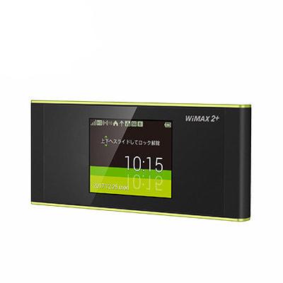 イオシス|【UQWiMAX版】Speed Wi-Fi NEXT W05 HWD36SKU ブラックxライム