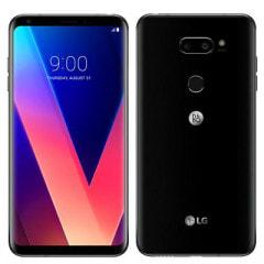 LG V30 Plus Dual-SIM  LG-H930DS [Black 128GB 海外版 SIMフリー]