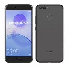 Huawei nova2 PIC-LX9(HWU33SKU) Graphite Black【UQ版 SIMフリー】