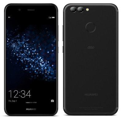 イオシス|【SIMロック解除済】au Huawei nova2 HWV31 Graphite Black