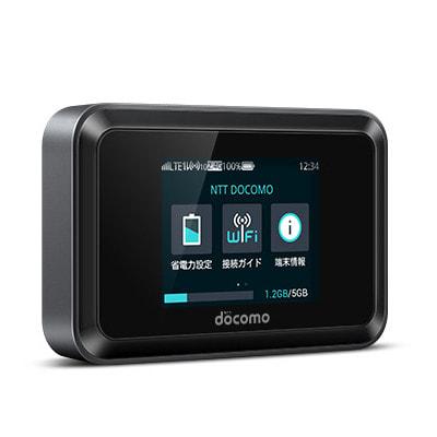 イオシス|Wi-Fi STATION HW-01H Black