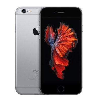 イオシス 【SIMロック解除済】au iPhone6s 16GB A1688 (MKQJ2J/A) スペースグレイ