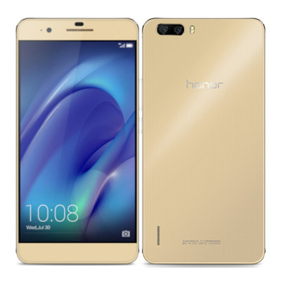 イオシス|Huawei honor6 plus  32GB (PE-TL10) [Gold 楽天版 SIMフリー]