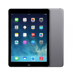 【第1世代】SoftBank iPad Air Wi-Fi+Cellular 128GB スペースグレイ ME987J/A A1475