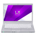 Let's note LX3 CF-LX3JDHCS 【Core i5/4GB/250GB/MULTI/Win10】