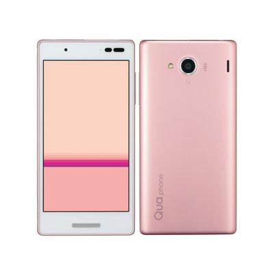 イオシス|au Qua phone QX KYV42 ピンク