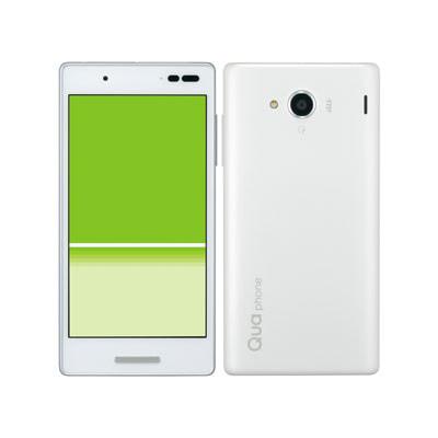イオシス|au Qua phone QX KYV42 ホワイト