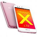 BLU GRAND X LTE 国内版 Rose Gold