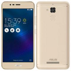 ASUS Zenfone3 Max ZC520TL-GD16 Gold 【16GB 国内版 SIMフリー】
