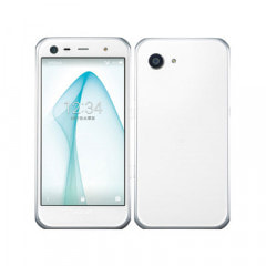 【SIMロック解除済】SoftBank AQUOS Xx3 mini 603SH ホワイト