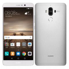 Huawei Mate 9 MHA-L29 Moonlight Silver【国内版SIMフリー】