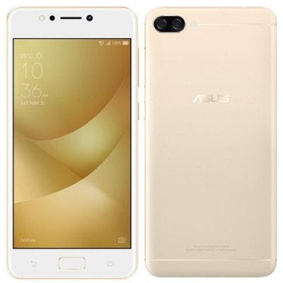 イオシス|ASUS Zenfone4 Max Dual-SIM  ZC520KL 32GB Gold【国内版 SIMフリー】
