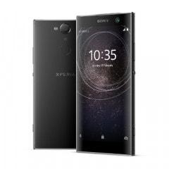 SONY Sony Xperia XA2 Dual H4133 [Black 32GB 海外版 SIMフリー]