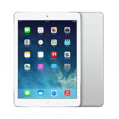 【第1世代】au iPad Air Wi-Fi+Cellular 32GB シルバー MD795JA/A A1475