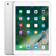 【第5世代】iPad2017 Wi-Fi+Cellular 32GB シルバー MP1L2J/A A1823【国内版SIMフリー】