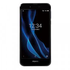 AQUOS L2 SH-L02 SHU31SKU Black【UQ mobile版】