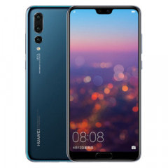 Huawei P20 Pro Dual CLT-L29【Midnight Blue 128GB 海外版 SIMフリー】