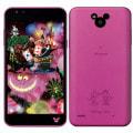 Disney Mobile on docomo DM-02H Pink