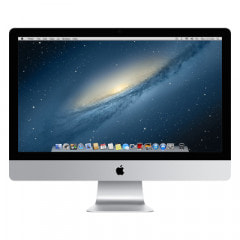 iMac MD096J/A Late 2012 【Corei7/27inch/16GB/1TB HDD/英語キー】