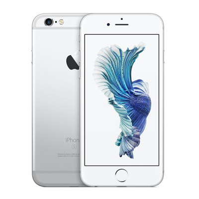 イオシス 【SIMロック解除済】au iPhone6s 16GB A1688 (MKQK2J/A) シルバー