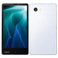 SoftBank AQUOS PHONE Xx2 mini 503SH ホワイト