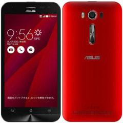 ASUS ZenFone2 Laser ZE500KL-RD16 レッド 【RAM2GB/国内版SIMフリー】