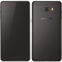 Samsung Galaxy C9 Pro Dual-SIM SM-C9000 64GB Black 【海外版 SIMフリー】