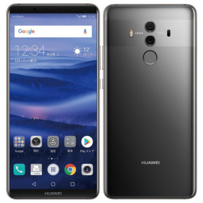 イオシス|Huawei Mate 10 Pro BLA-L29 Titanium Gray【国内版SIMフリー】