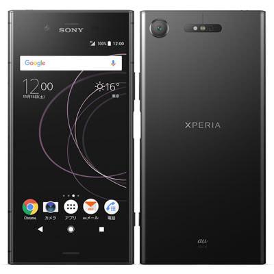 イオシス|au Sony Xperia XZ1 SOV36 Black