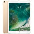 【SIMロック解除済】【第2世代】au iPad Pro 10.5インチ Wi-Fi+Cellular 64GB ゴールド MQF12J/A A1709