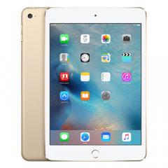 【第4世代】SoftBank iPad mini4 Wi-Fi+Cellular 16GB ゴールド MK712J/A A1550
