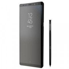 Samsung Galaxy note8 Dual-SIM SM-N9500【128GB Midnight Black 香港版 SIMフリー】