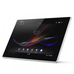 SONY Xperia Tablet Z Wi-Fi (SGP312JP/W) ホワイト