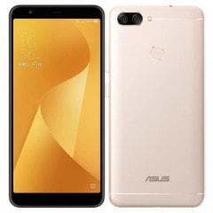 ASUS Zenfone Max Plus M1 Dual-SIM ZB570TL GD32S4 32GB ゴールド【国内版 SIMフリー】