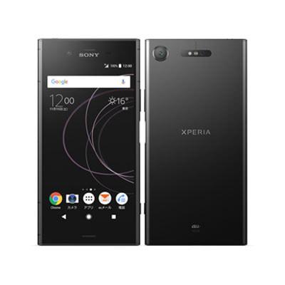 イオシス|【SIMロック解除済】au Sony Xperia XZ1 SOV36 Black