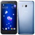 【SIMロック解除済】Softbank HTC U11 601HT  Amazing Silver  64GB