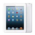 【第4世代】au iPad4 Wi-Fi+Cellular 64GB ホワイト MD527J/A A1460