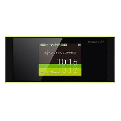 イオシス 【au版】Speed Wi-Fi NEXT W05 HWD36SKA ブラック×ライム