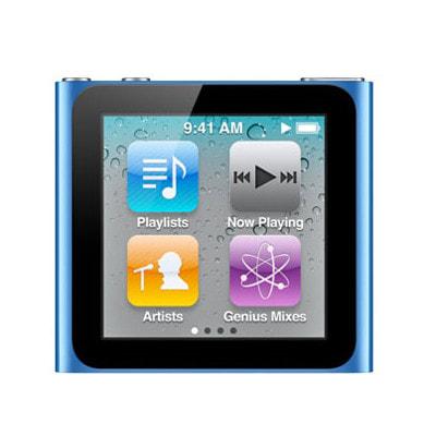 イオシス 【第6世代】iPod nano 8GB MC689J/A ブルー