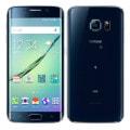 【SIMロック解除済】au Galaxy S6 edge SCV31 64GB Black Sapphire