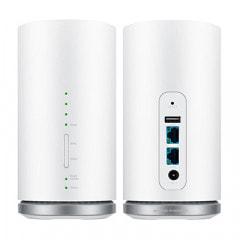 【au版】Speed Wi-Fi HOME L01s HWS32SWA ホワイト