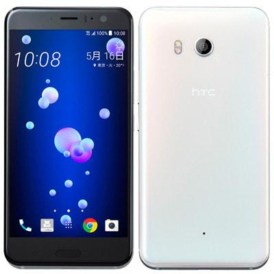 イオシス|【SIMロック解除済】Softbank HTC U11 601HT  Ice White  64GB