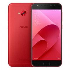 ASUS Zenfone4 Selfie Pro Dual-SIM ZD552KL-RD64S4 64GB クラシックレッド 【国内版 SIMフリー】