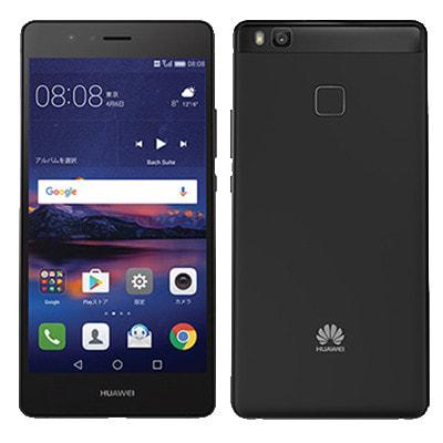 イオシス|Huawei P9 lite PREMIUM VNS-L52 Black 【UQ mobile版 SIMフリー】