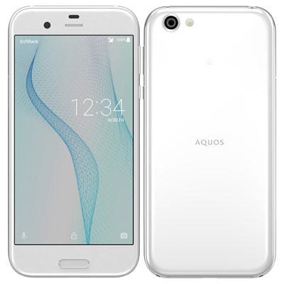 イオシス 【ネットワーク利用制限▲】Softbank AQUOS R 605SH Zirconia White