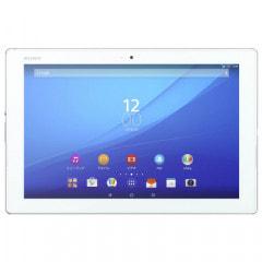 【SIMロック解除済】au Sony Xperia Z4 Tablet SOT31 White