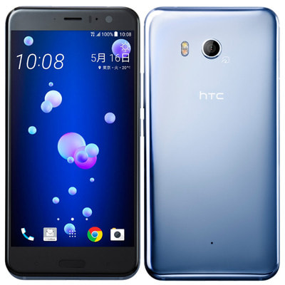 イオシス|【SIMロック解除済】Softbank HTC U11 601HT  Amazing Silver  64GB